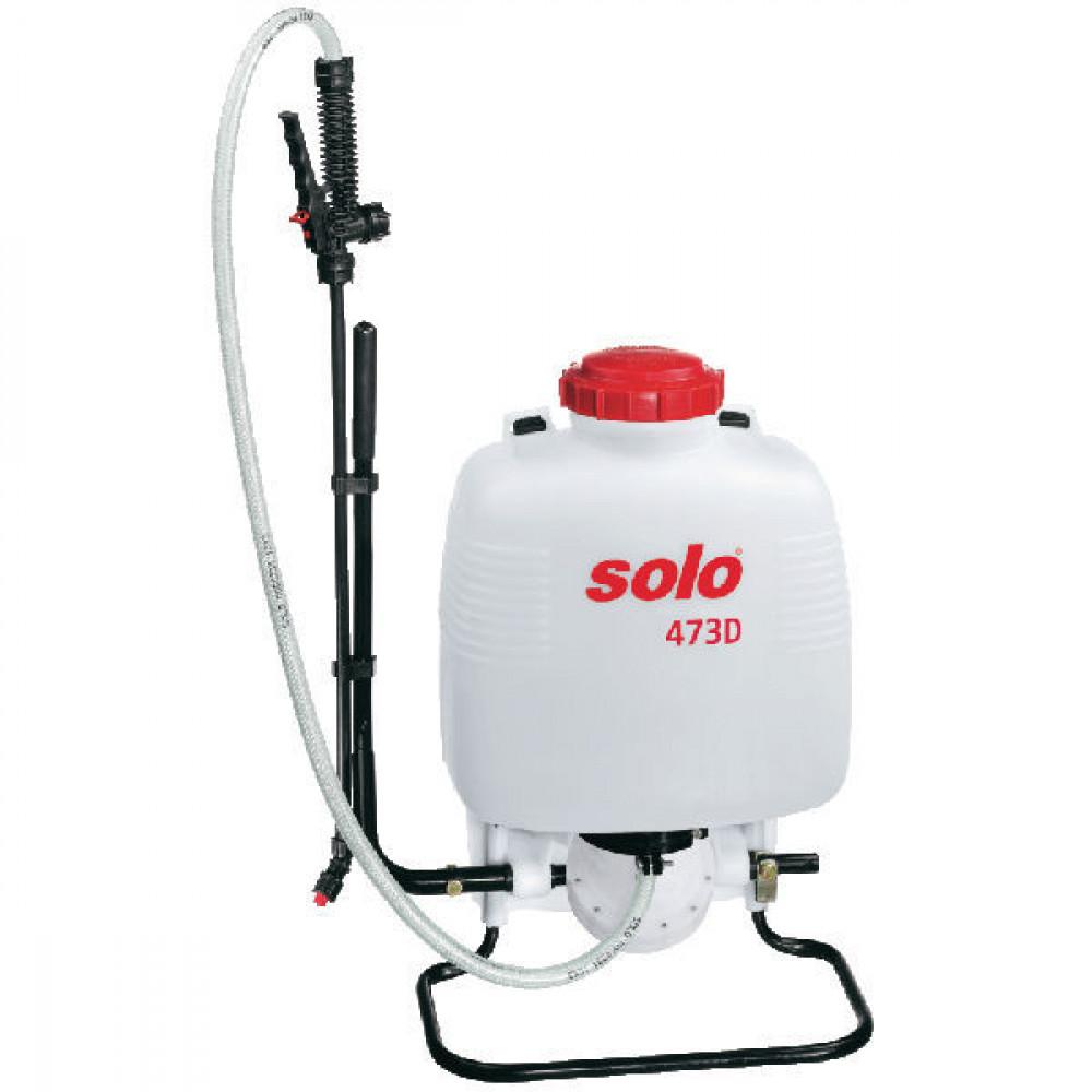Solo Rugspuit membraan 473D-12 L. - 473DSP | Volume 10 liter | Membraanpomp | 3,9 kg | Nee Ja/Nee