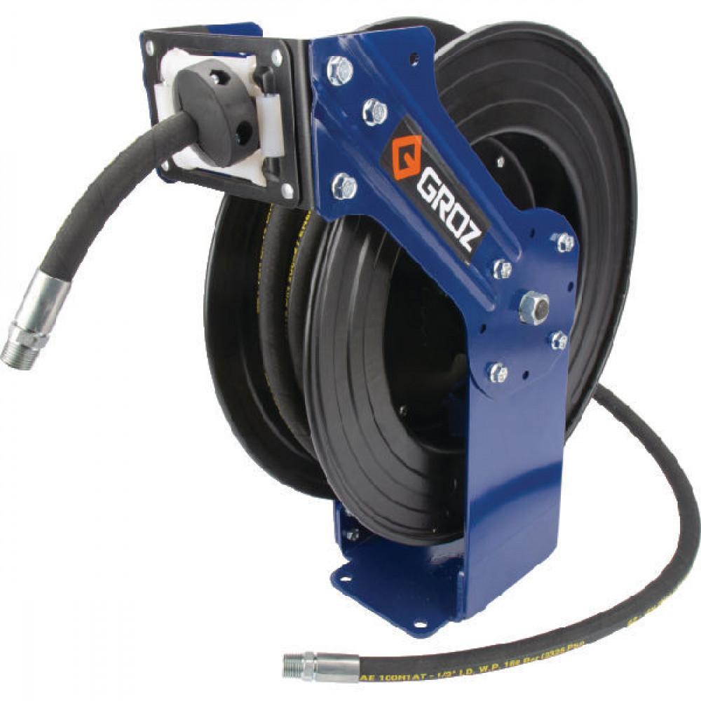 Groz Slangh. olie SAE R1 12mm 10m - 47961GROZ | 12,7 mm | 138 bar | 1/2 BSP | 1/2 BSP