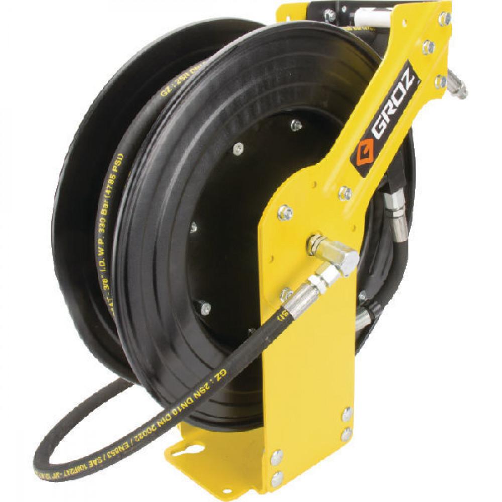 Groz Slangh. vet SAE R2 10mm 10m - 47981GROZ | 9,5 mm | 276 bar | 3/8 BSP | 3/8 BSP