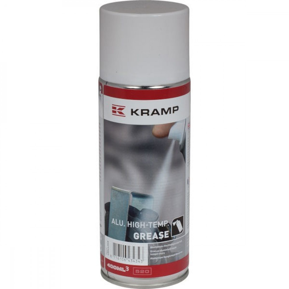 Aluminium-hoogtemperatuurvet - 488442KR | 400 ml
