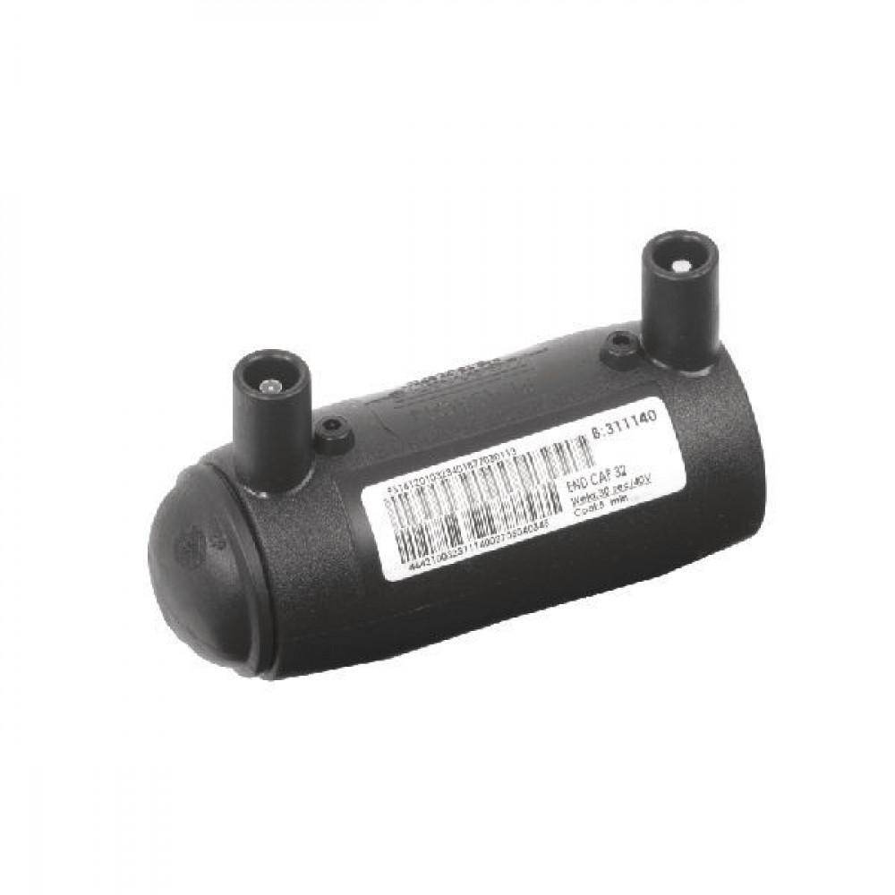 Plasson Laskap 90mm - 491204090   Universeel toepasbaar   PE 100 SDR 11 (ISO S5)   181 mm   90 mm   117 mm