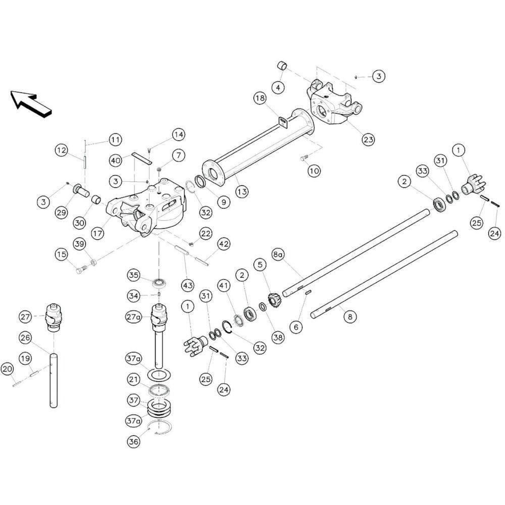 Inspanbus Kuhn - 50030400 | Aant.8 | Serienr. 960001 >