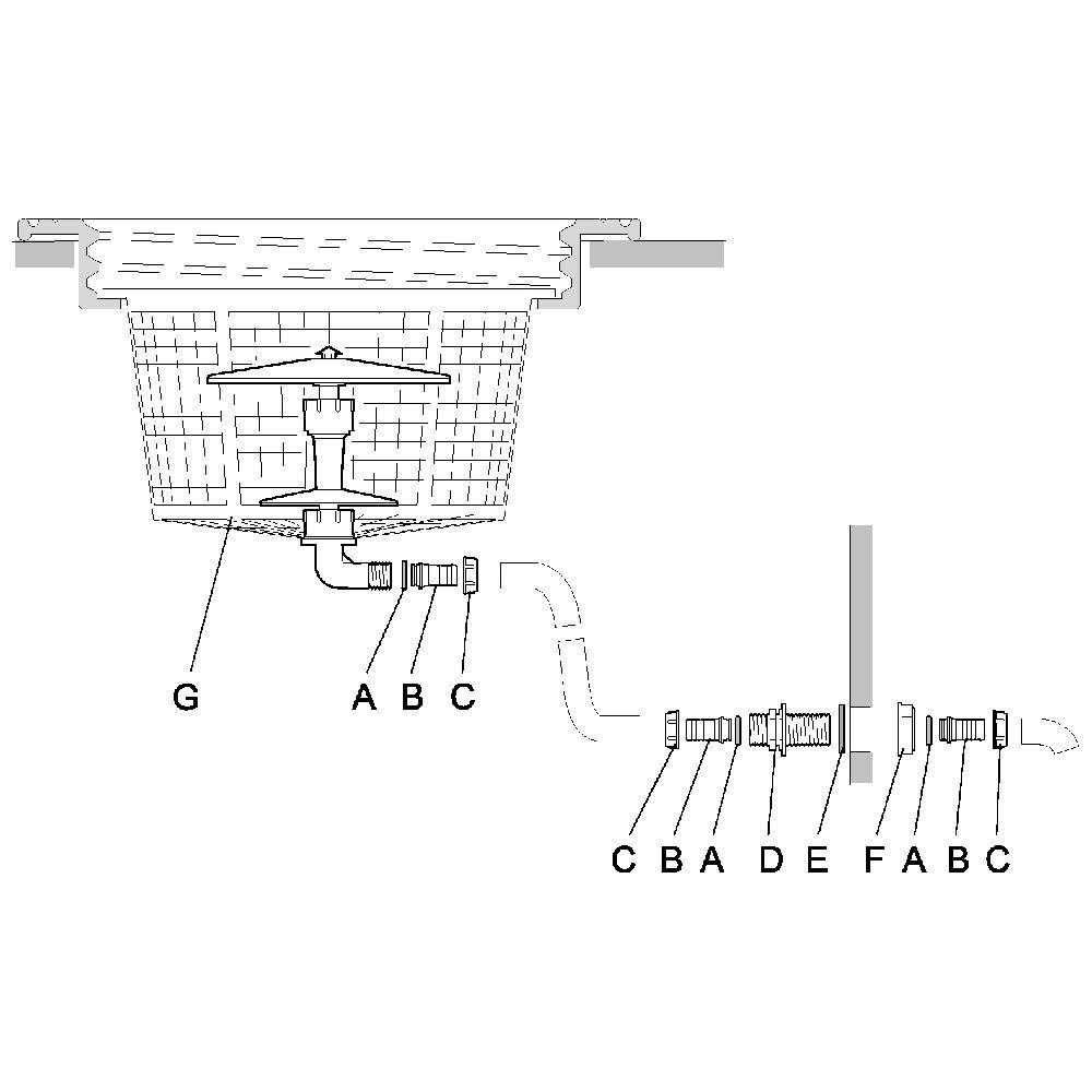 Arag Poeder mixer - 502001AKB