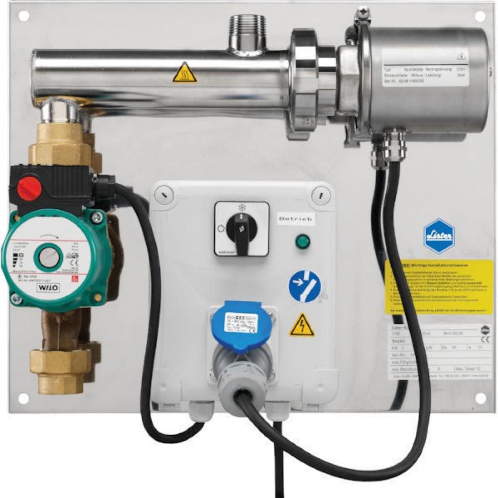 Lister Rondpompsysteem ZPS Ideal - 506100100 | 3.000 kW | 1 Inch