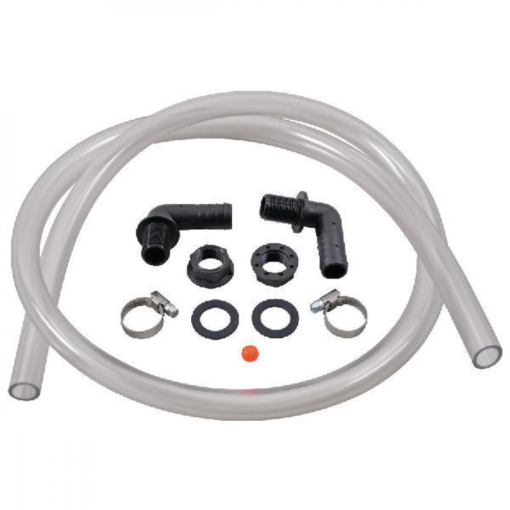Arag Peilbuisset - 509219 | Complete set | PVC slang inw. 15mm