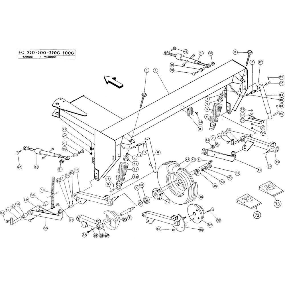 Kuhn Hoekverbindingsstuk - 56008900 | Aant.3