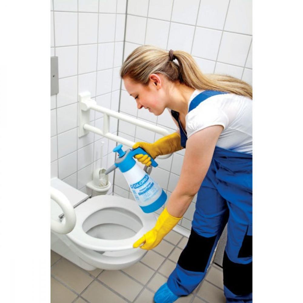 Gloria Drukspuit Clean Master CM12 (1,25L) - 6150000GL | 615.0000 | Complete handsproeier | 1,25 l | 0,66 kg