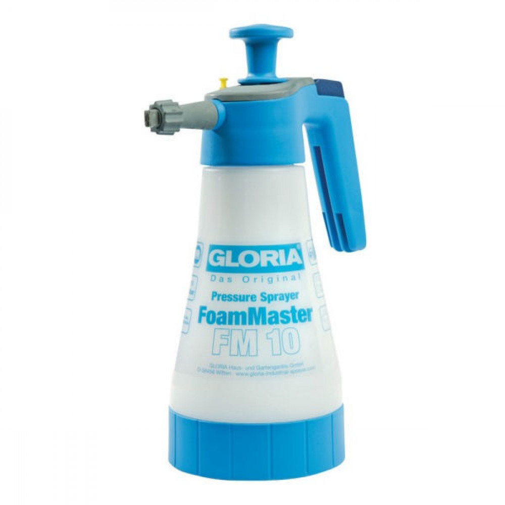 Gloria Foam Master FM10 (1 L) - 6550000GL | 655.0000 | Oliebestendig uitvoering | 0,66 kg