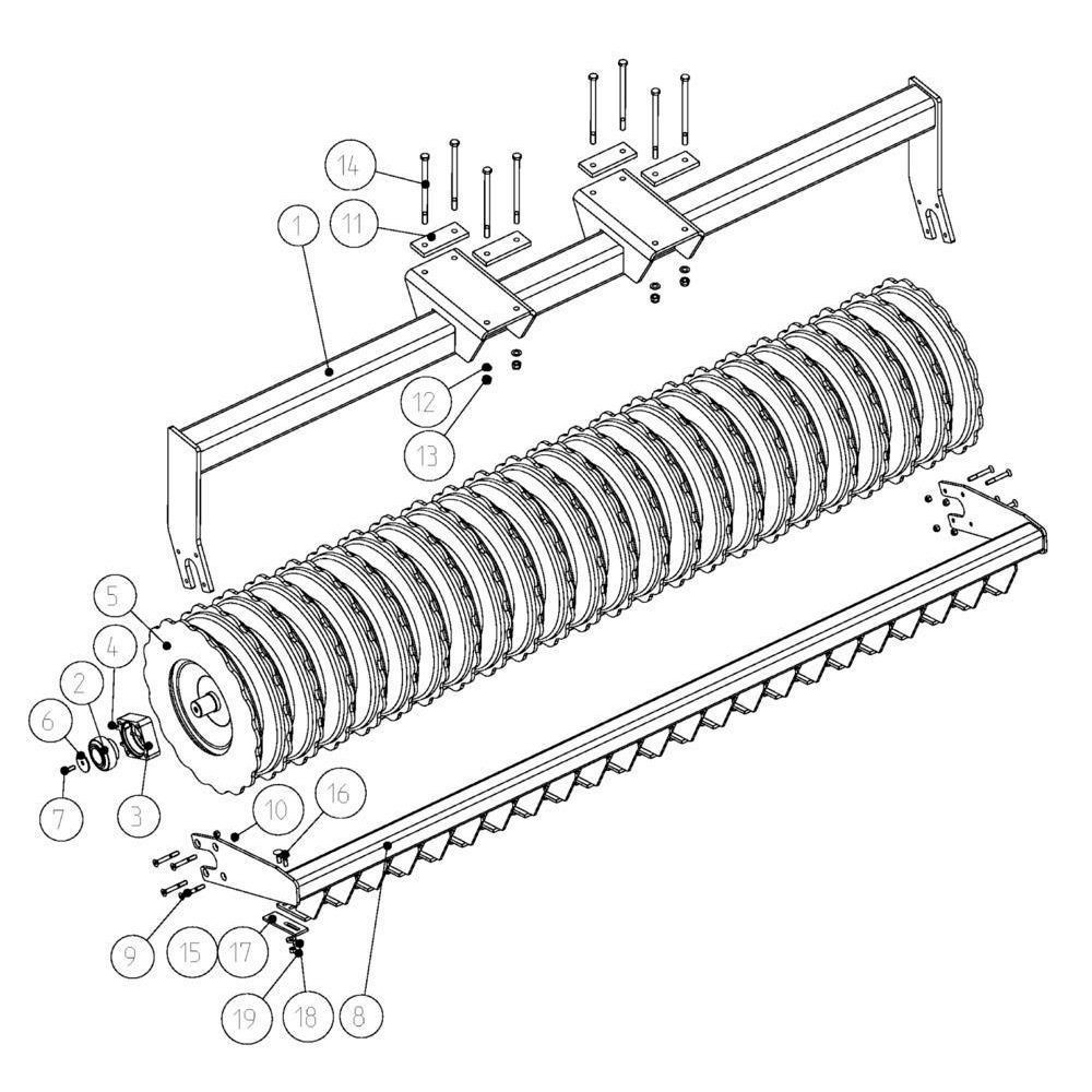 Veerband lang MPW Rabe - 68132633