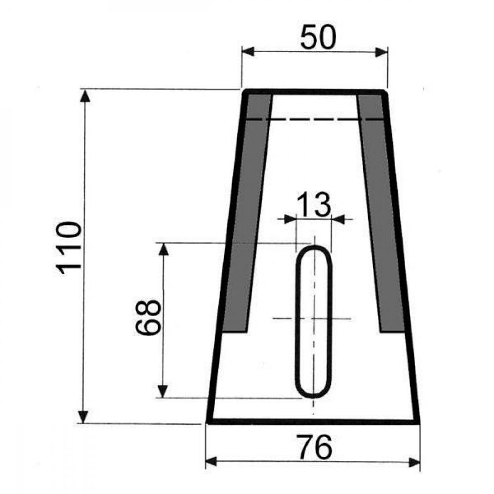 Veerband Rabe - 68140011 | 6814.00.11