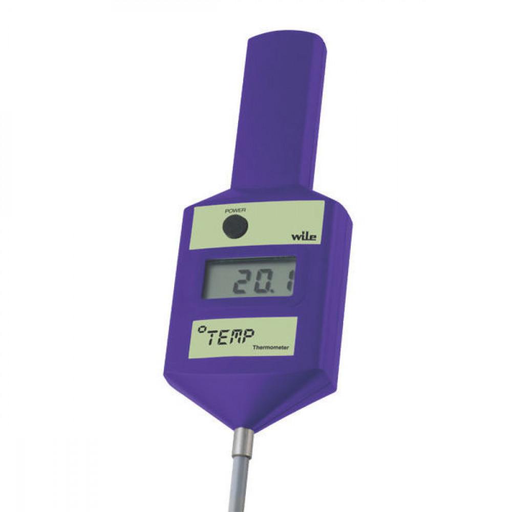 Temperatuursonde 1,5mtr digitaal Wile - 7000285