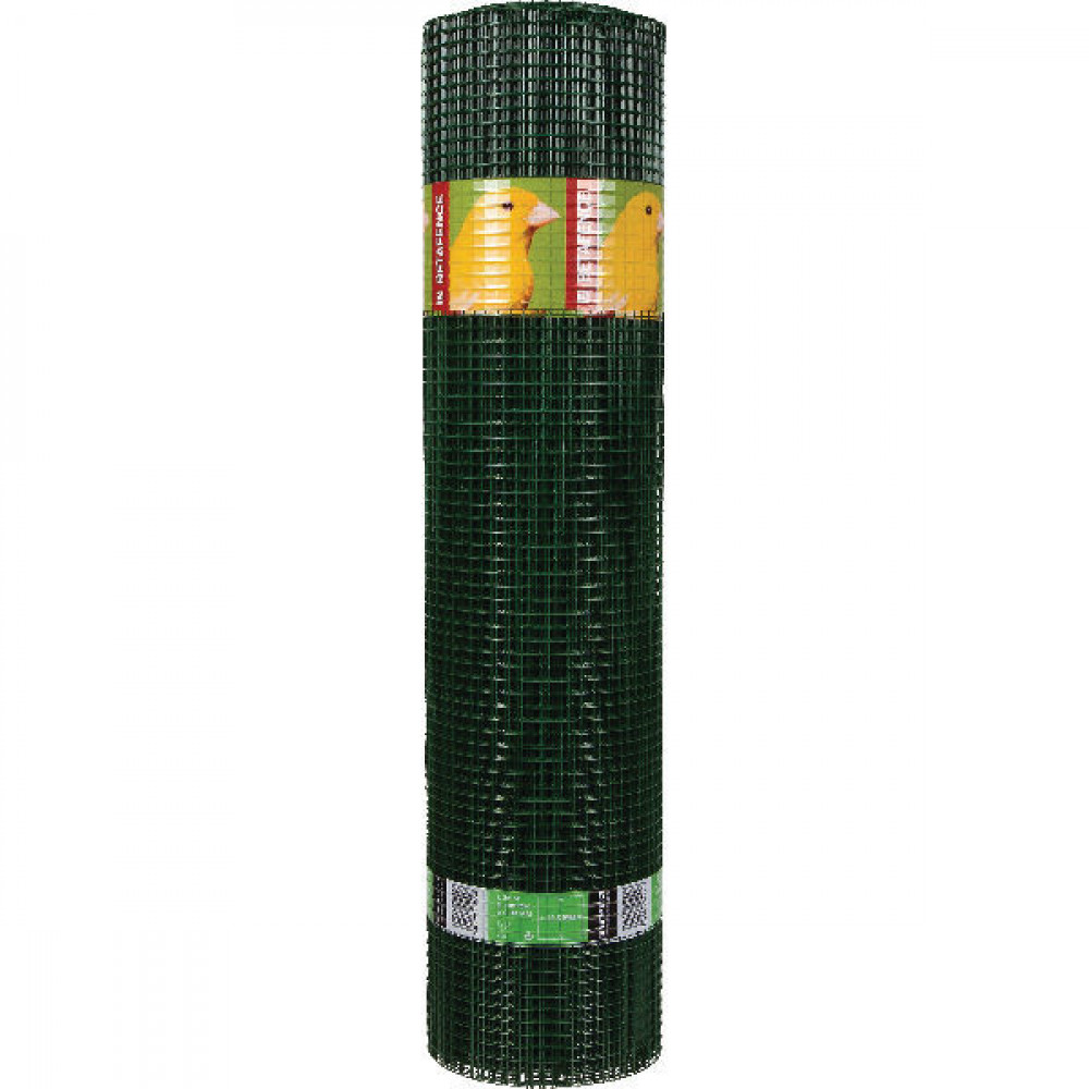 Betafence Casanet.pl 6073 12x12 090 100 - 7022883 | 10 jaar garantie | 100 cm | 12,5 x 12,5 mm | 0.9 mm | 30 pcs | 5.3 kg