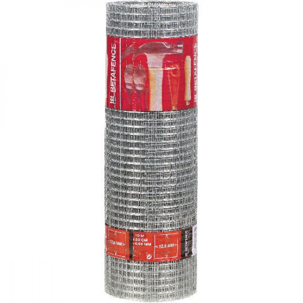 Betafence Casanet 12,5x 12,5 065 50cm 1 - 7028240 | 10 jaar garantie | 50 cm | 12,5 x 12,5 mm | 0.65 mm | 54 pcs | 2.33 kg