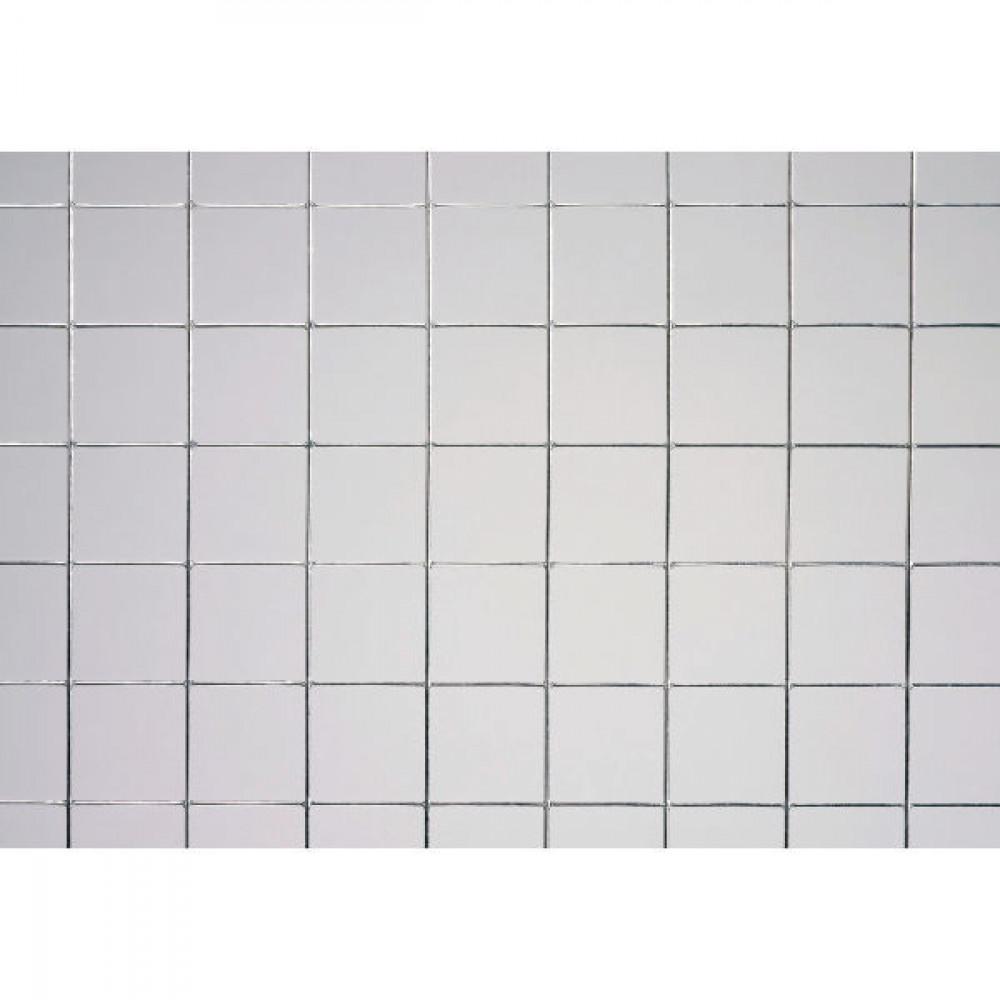 Betafence Casanet 12,5x 12,5 065 100cm - 7028246 | 10 jaar garantie | 100 cm | 12,5 x 12,5 mm | 0.65 mm | 84 pcs | 2.38 kg