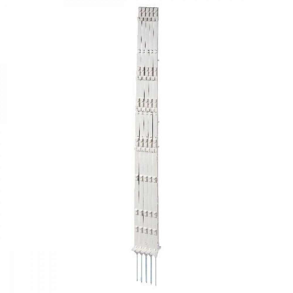 Farma Kunststofpaal 156 cm 5st - 703005FA | 7 x koord, 4 x lint | 156 cm | 135 cm | 21 cm