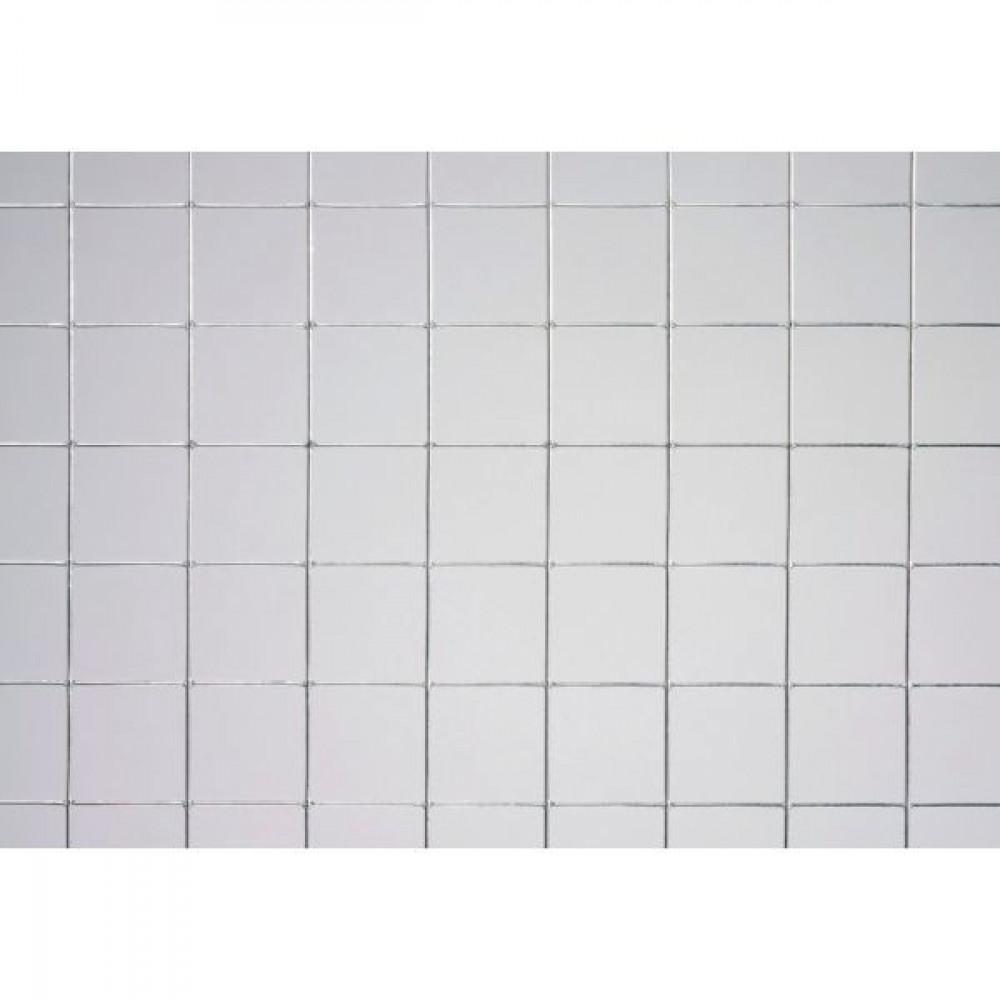 Betafence Casanet 50,8x 50,8 205 102cm - 7035159 | 10 jaar garantie | 25 m | 102 cm | 50,8 x 50,8 | 2.05 mm | 11 pcs | 26.2 kg