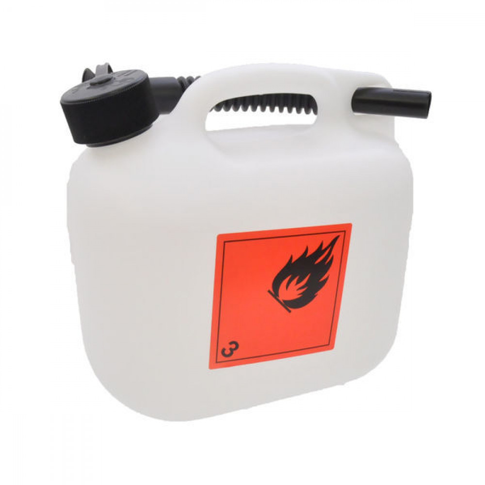 Hitachi Jerrycan voor benzine 5L - 714821 | 5 l