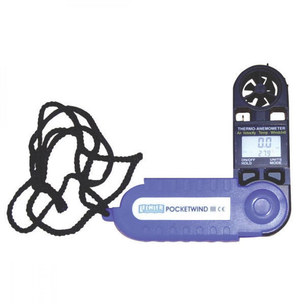 Lechler Windmeter Pocketwind 3 - 755747 | Handig in het gebruik