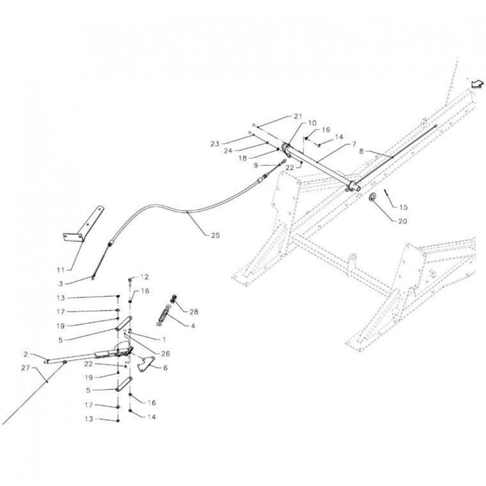 Kuhn Sluitring - 80250970   M8, Aant.2