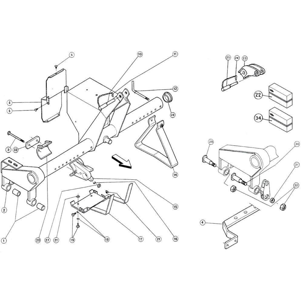Kuhn Borgveer FE/ZN - 80570476 | Aant.1