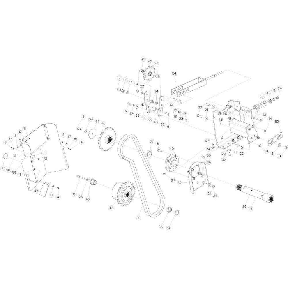 Kuhn Reflector - 83240014 | Aant.1