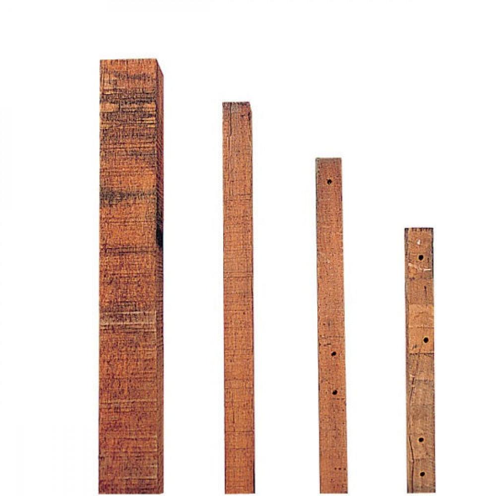 Gallagher Hoekpaal 10x10cm-2,50m (10st) - 9017904GAL | 10 jaar garantie | 250 cm | 100x100 mm