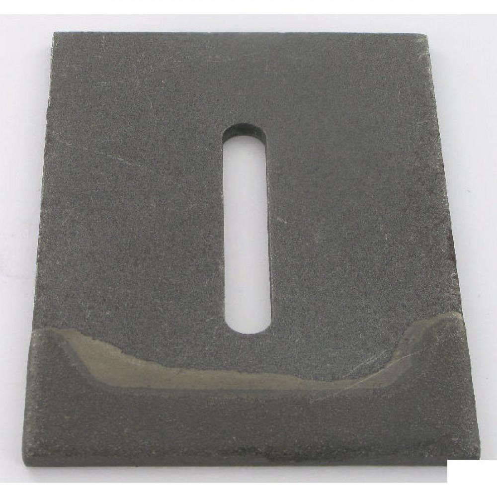 Afstrijker opgelast Lely - AB080004H | 1.1632.2304.0 | 11x70 mm | 100 mm