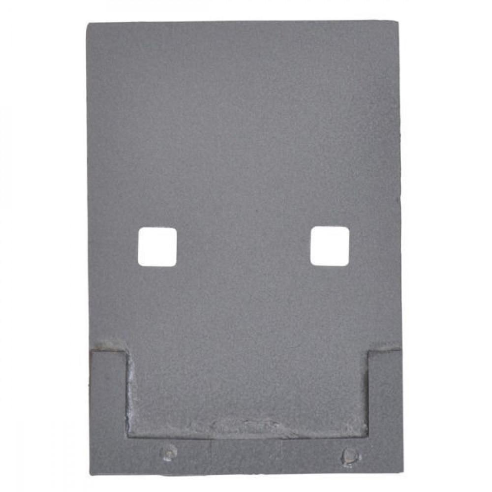 Afstrijker carbide 90x130mm - AB080005CN | 130 mm | 10 x 10 mm