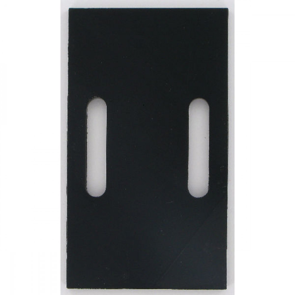Afstrijker 70x123mm Morra - AB095001 | 123 mm