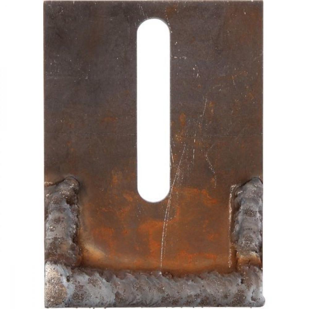 Afstrijker carbide - 52593410KR   4 mm   126 mm