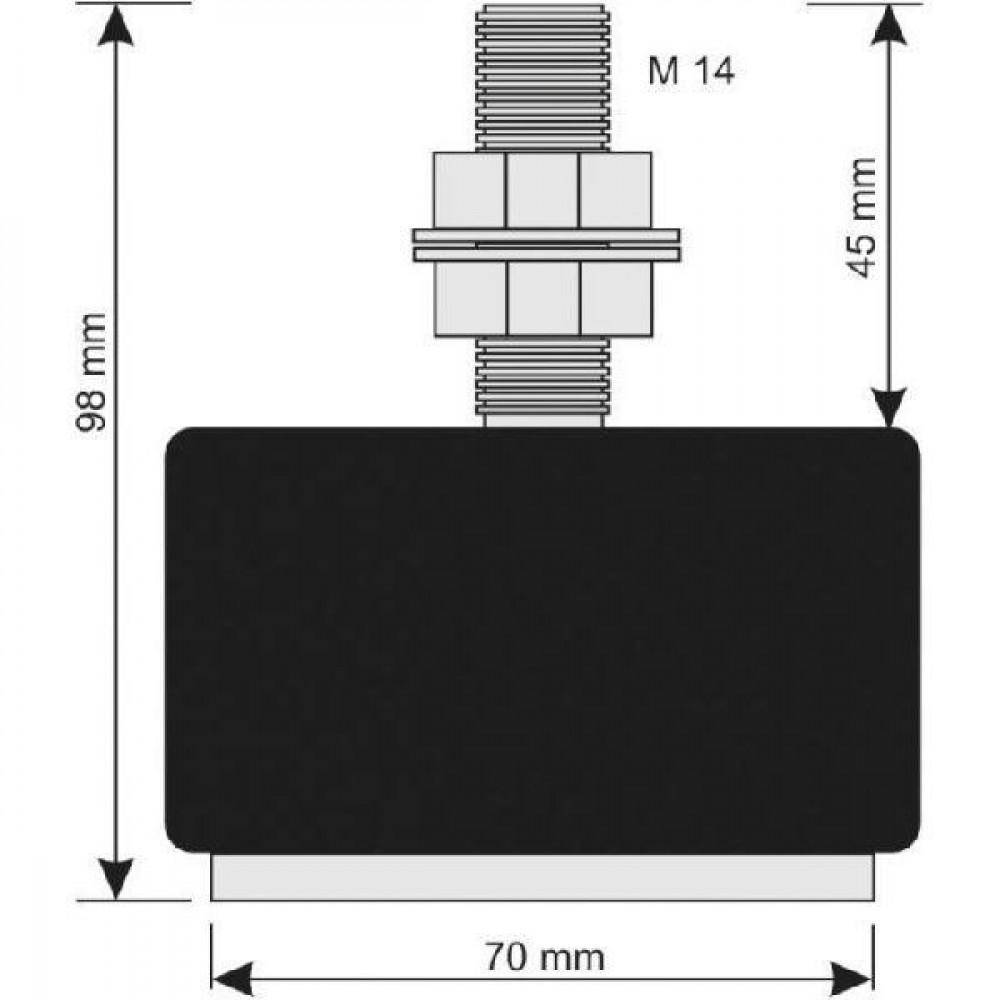 Agreto Weegschaal-bouwpakket 4 x 1t. - AGW0110