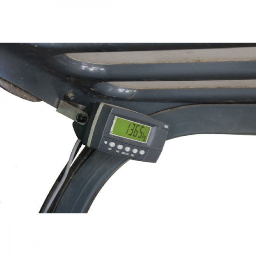 Agreto Weeginrichting voor heftrucks - AGW10001 | 0,1% % +/- | M14 x1,5 | 250 bar