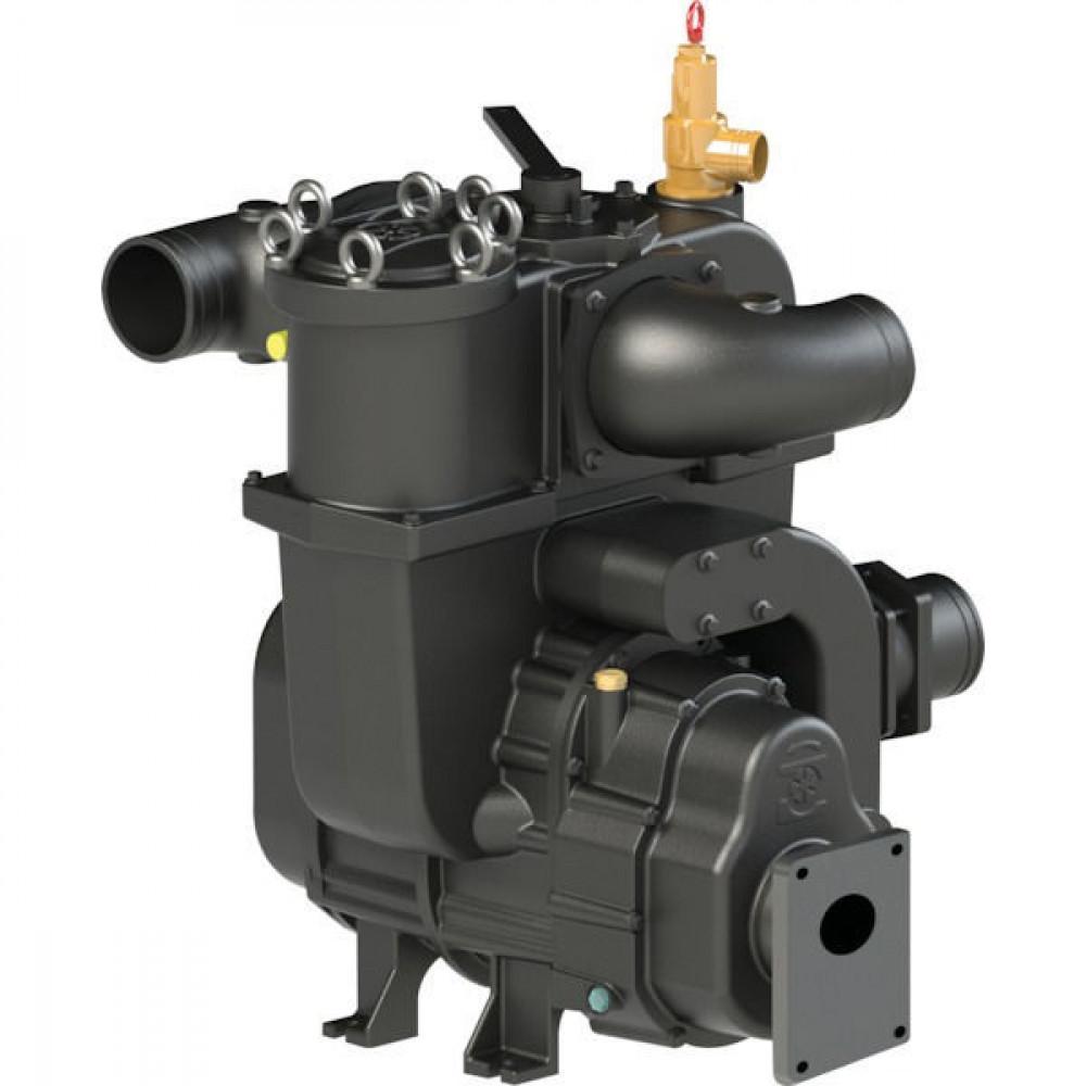 Battioni Pagani Compressor hydr.aandr. BP - AIDA26000H | 1.560 m³/h | 26.000 l/min | 1.400 Rpm | 0,9 bar | 39 kW max. vacuum | 125 l/min | 1 1/2 Inch | 2 1/2 Inch