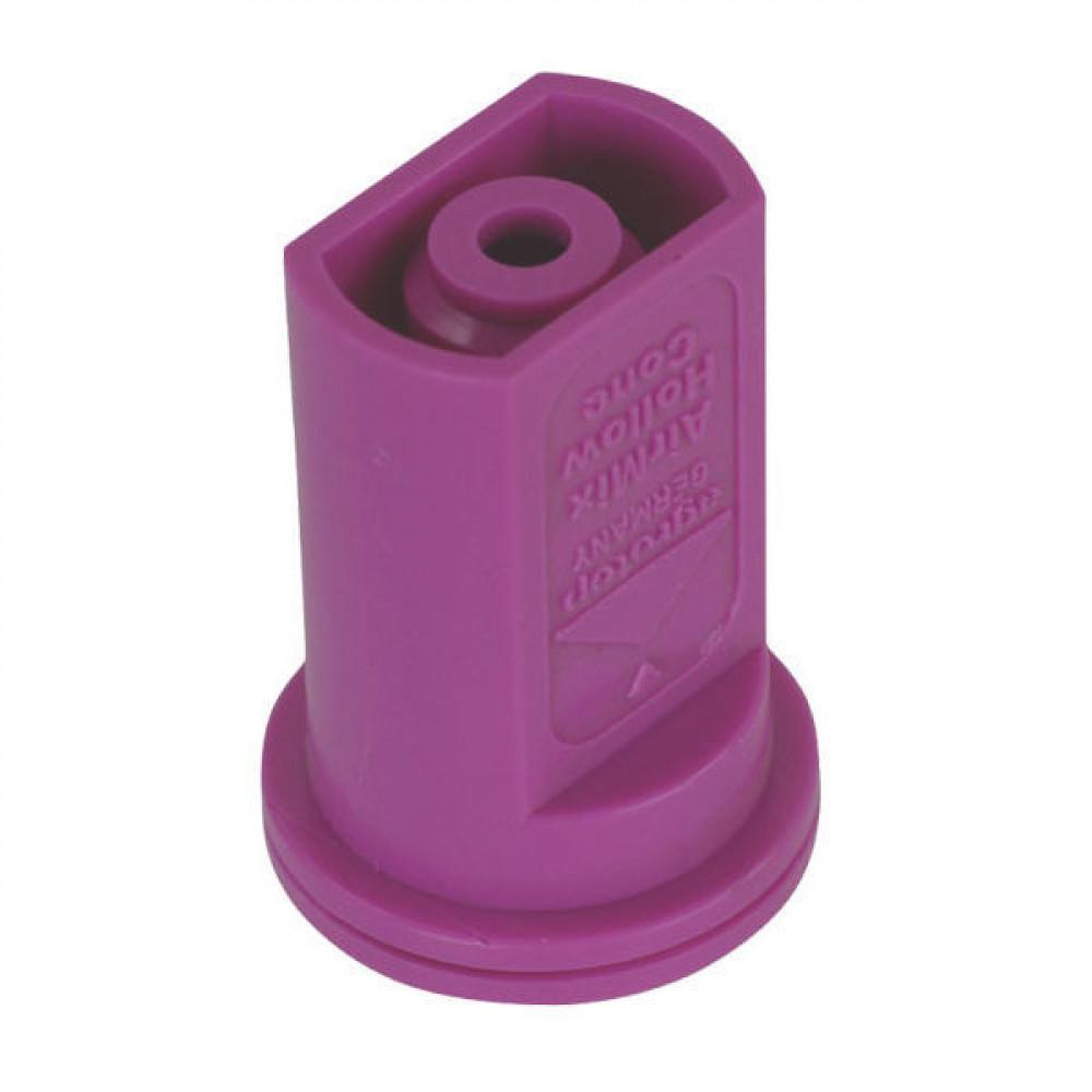 Agrotop Venturi kegeldop AirMix HC 80° - AMHC80025 | 1 6 bar | 8 mm | Kunststof | violet | 80°