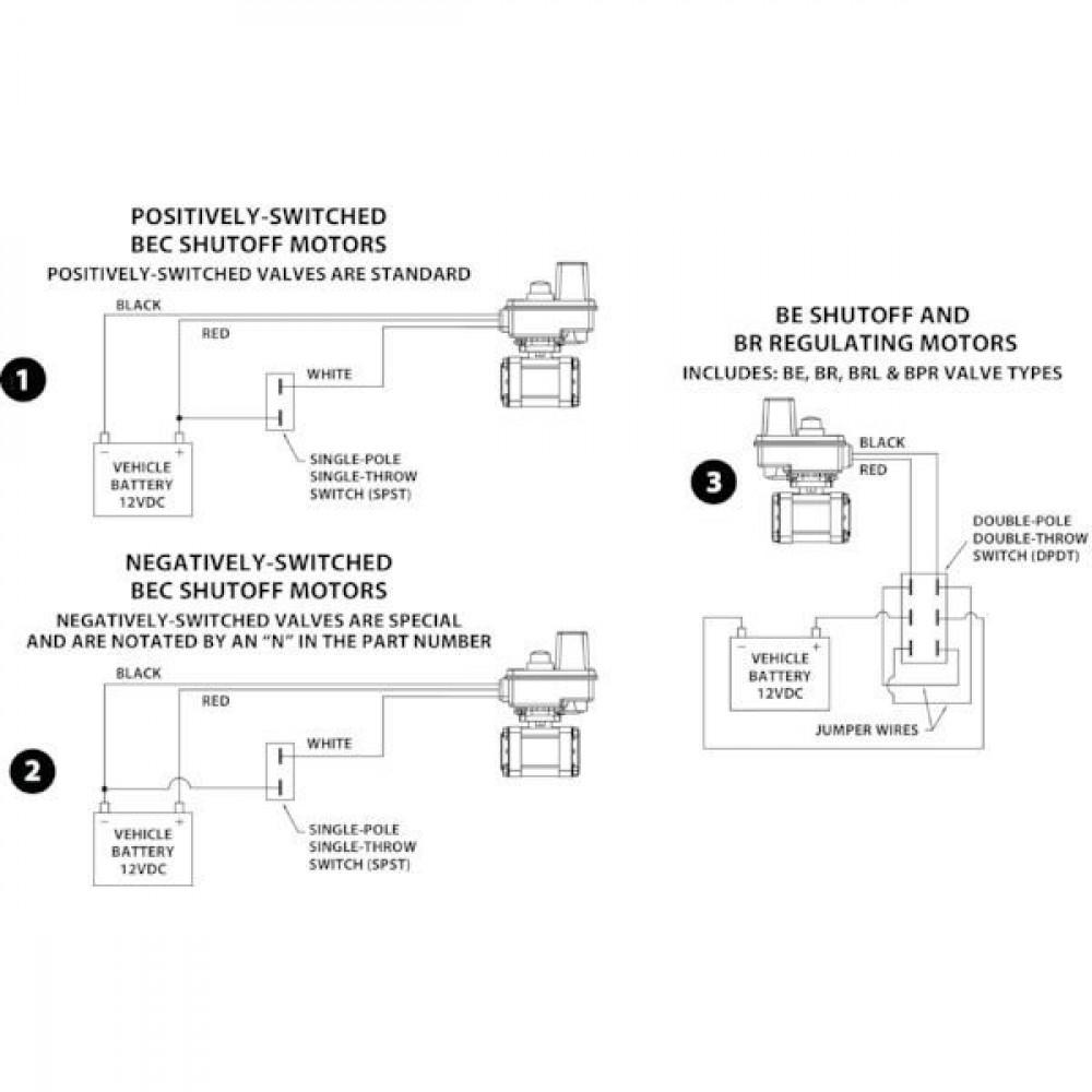 "TeeJet Drukregelaar - B344BRL2401D | 1"" | Polypropylene | 18 sec | DIN connector Kabel / Connector"