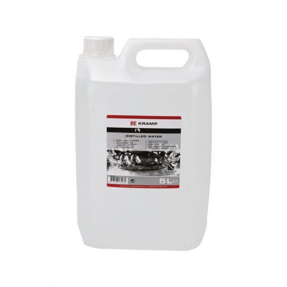 Gedemineraliseerd water 5 liter - BA3505NLKR   Inhoud: 5 liter   Accu water   Demi-water