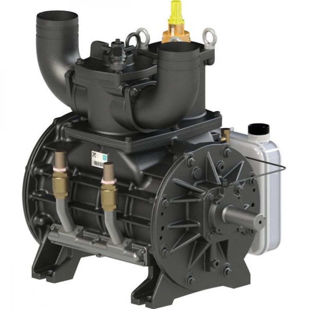 Battioni Pagani Compressor V-sn. aandr. BP - BALLAST16000P | 913 m³/h | 15.210 l/min | 1.400 Rpm | 2,5 bar | 0,95 bar | 33 kW max. vacuum | 210 kg | 1 1/2 Inch | 2 1/2 Inch