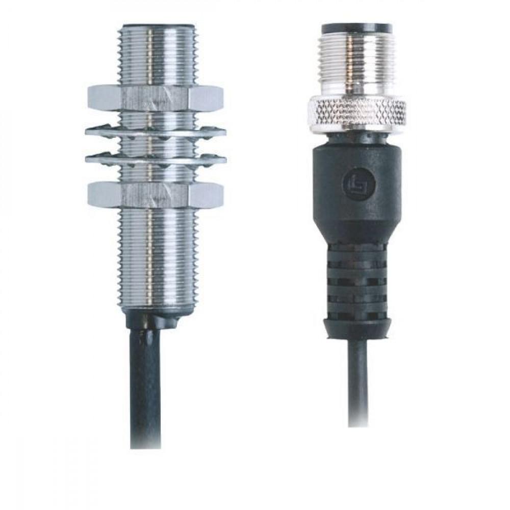 Balluff Benaderingsschakelaar inductie - BESM12MGGSC30BBP003G   IP67 / IP68   -25 … 70°C °C   Afgeschermd   10…30V DC   1300 Hz   No M/V   M12 Connector Kabel / Connector   100 mA   0,3 m