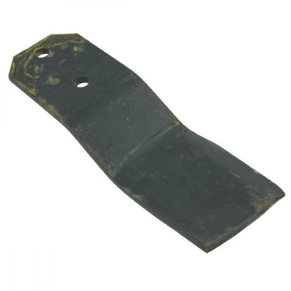 Klepelmes gebogen 80x255 Goudland - BL030 | 255 mm | 13,5 mm