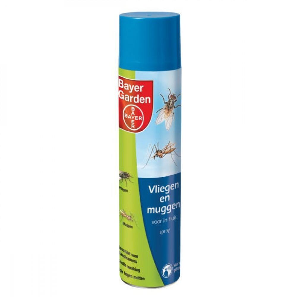Bayer Vliegen-en muggenspray 400ml - BM6306 | 400 ml