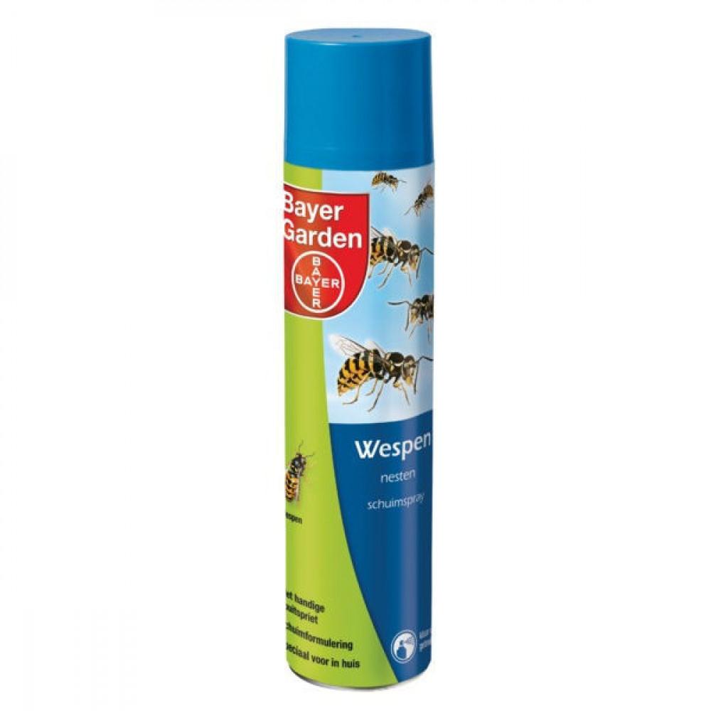 Bayer Wespen schuimspray 400ml - BM6388 | Binnenhuis | 400 ml