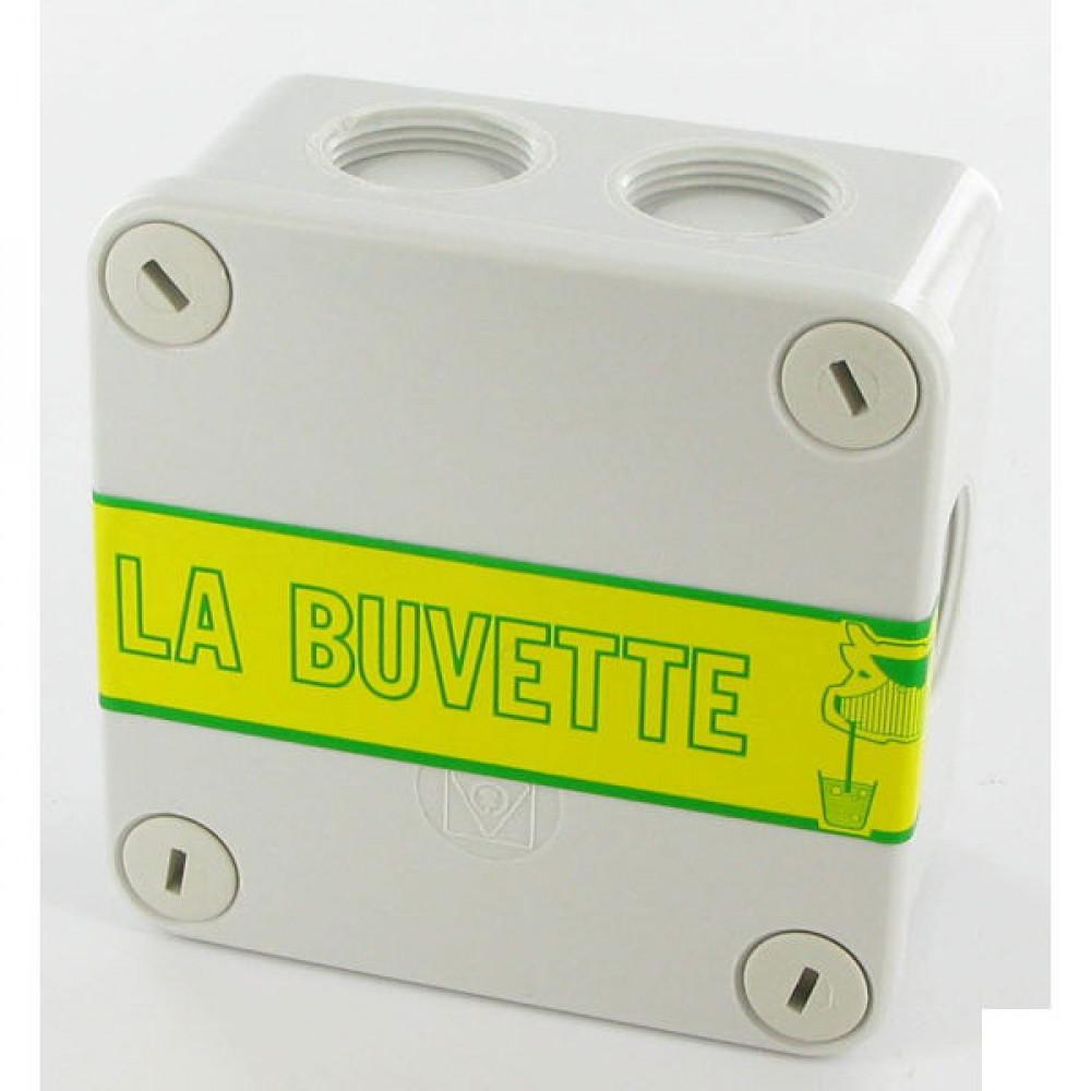 La Buvette Kabeldoos voor verwarmingslint - BUC165