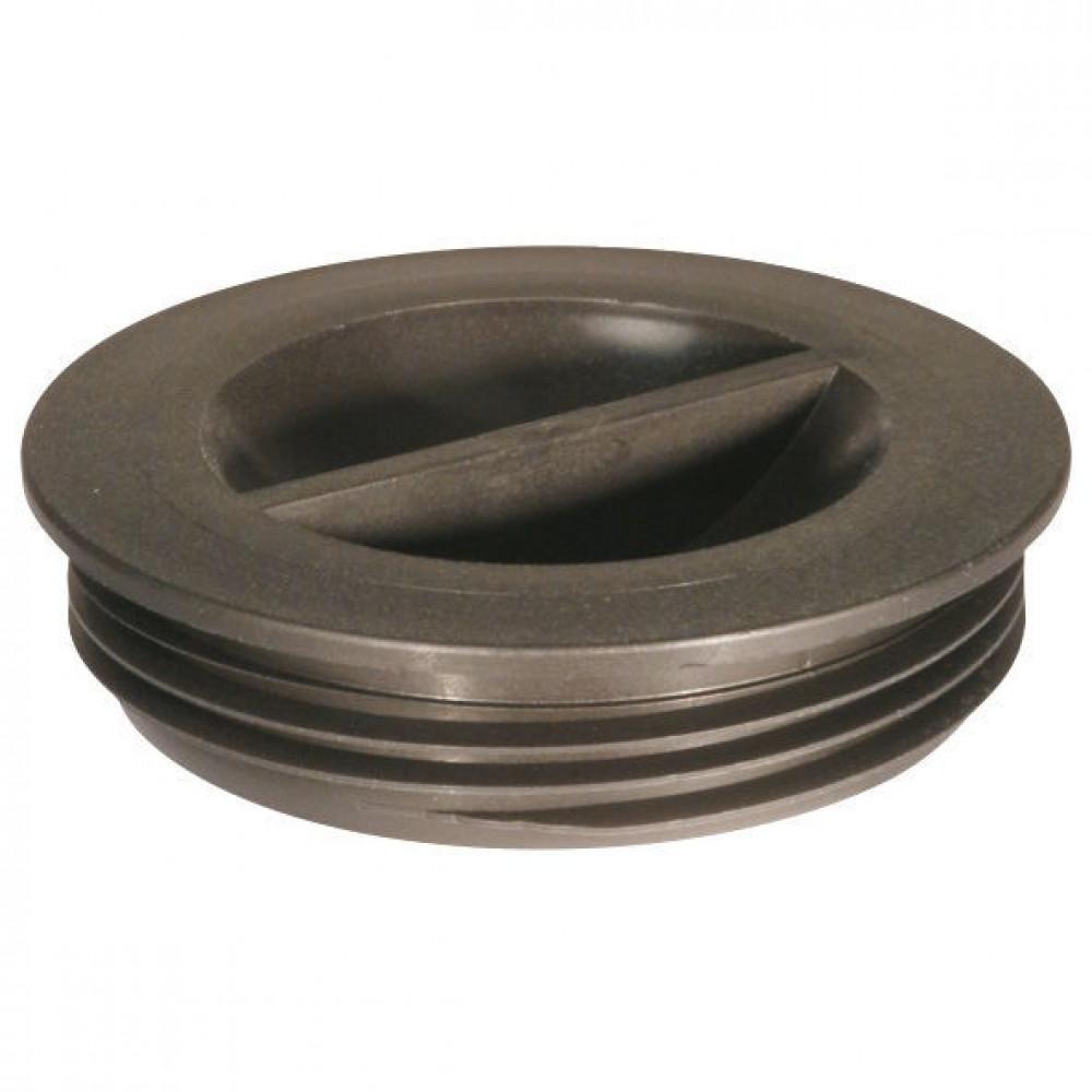 Arag Deksel met schroefdraad Ø125 - C00001 | 137 mm | 127 mm | 30 mm
