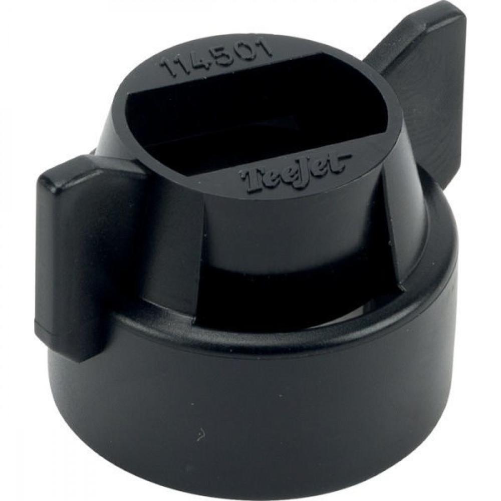 TeeJet Sproeierkap zwart - CP1145011CE