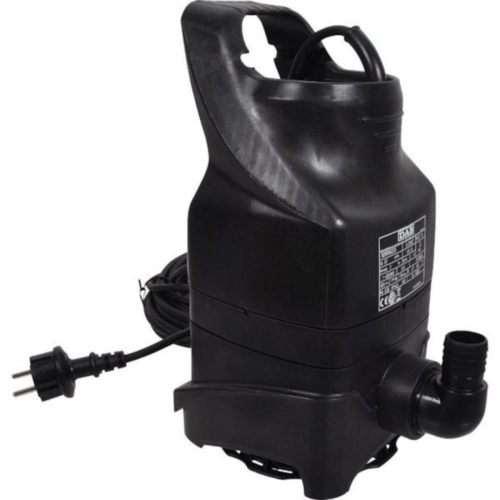 DAB Pumps Vijverpomp Novapond 200 M - DAB60122681 | 8,7 m³/h | 140 l/min | 0,2 / 0,28 kW/HP | 1 1/4 G Inch | 150 x 170 x 300 mm | 4,3 kg