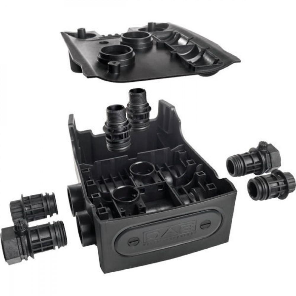 DAB Pumps E.sydock - DAB60147247 | 4 aansluitmogelijkheden | 293 mm | 318 mm | 180 mm