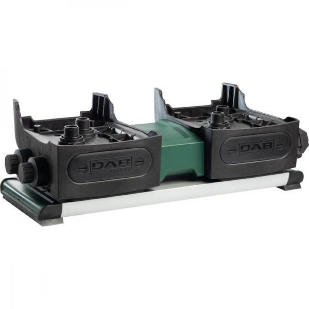 DAB Pumps E.sytwin - DAB60160491 | 4 aansluitmogelijkheden | 752 mm | 358 mm | 230 mm