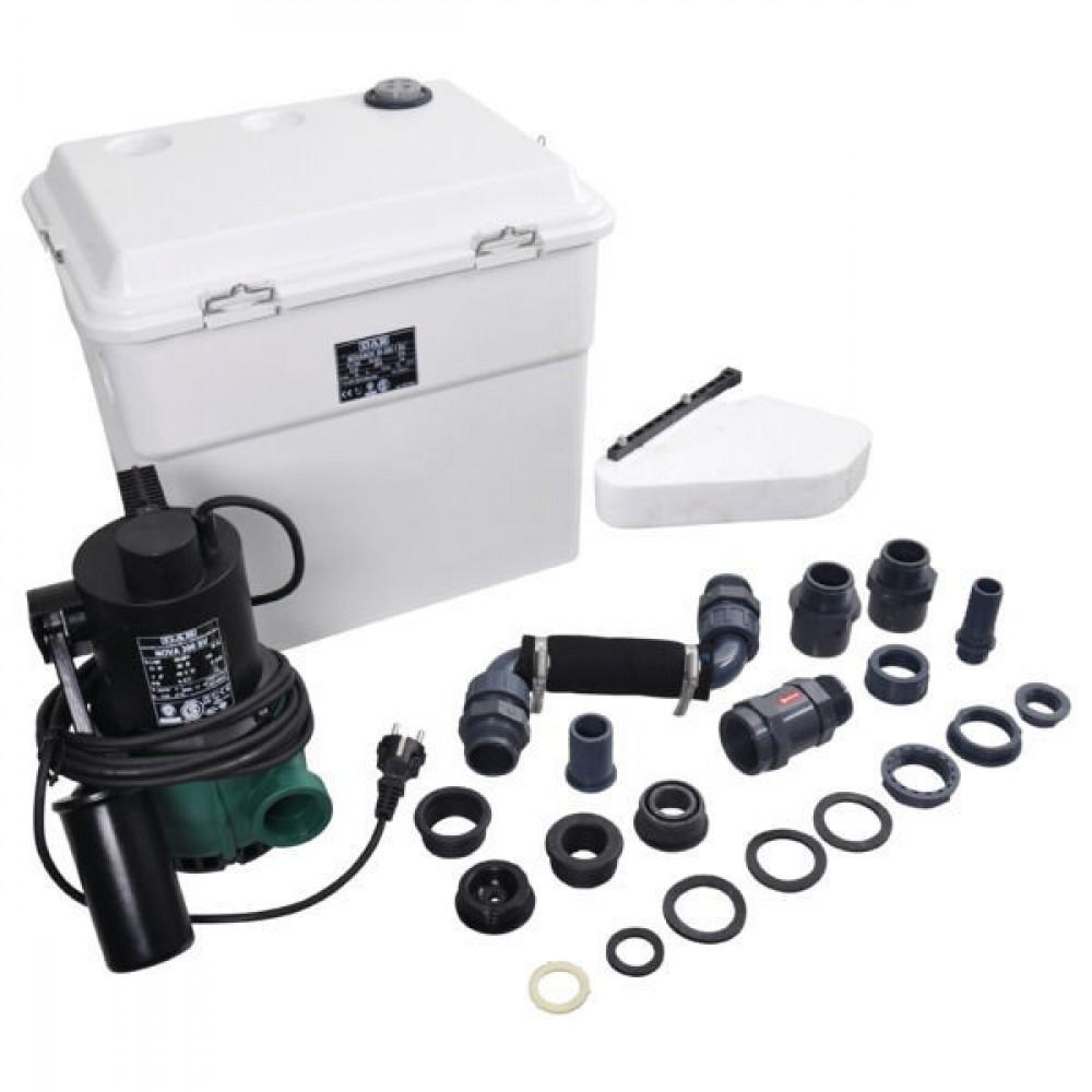 DAB Pumps Dompelpomp Novabox 30/300 - DAB90217 | +50 °C °C