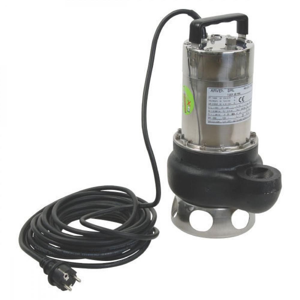 DAB Pumps Dompelpomp Tiger 80 M - DAB90310 | Hoge bedrijfszekerheid | 12 m³/h | 4,1 A Amp | 1 1/2 Inch