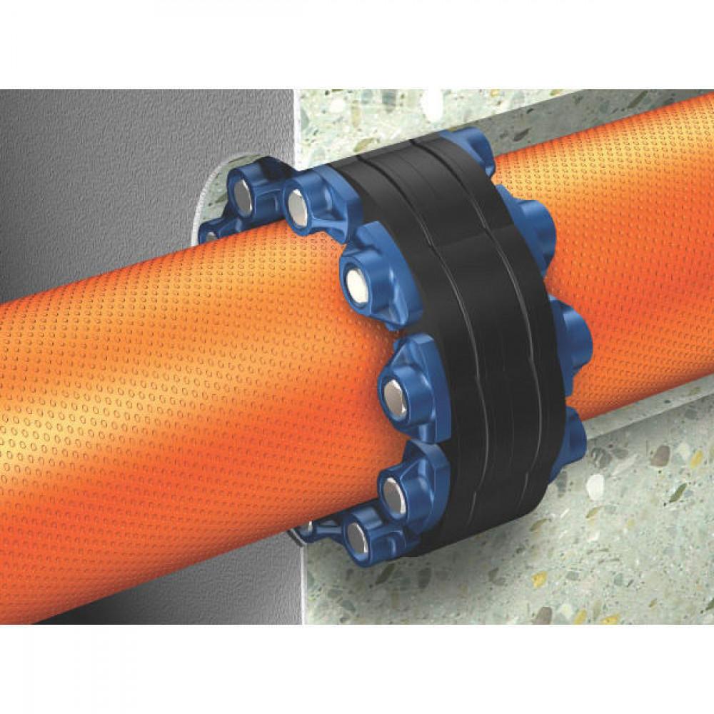 Doyma Afdichting (modul) 400B - DL400BNBRVA | 139,7 1220,0 mm | 140 mm | 36,0 46,0 mm
